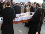 Burial of Father Mihail, 11th March, 2007